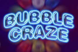 bubble-craze-slot-logo